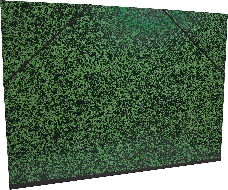 Clairefontaine 33600C Zeichenmappe 118.7 x 79.1 cm gr/ün