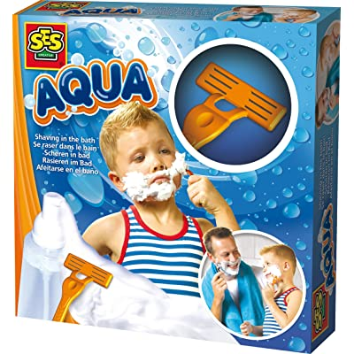 SES Creative Aqua-Shaving In The Bath Fun While Learning: Toys & Games