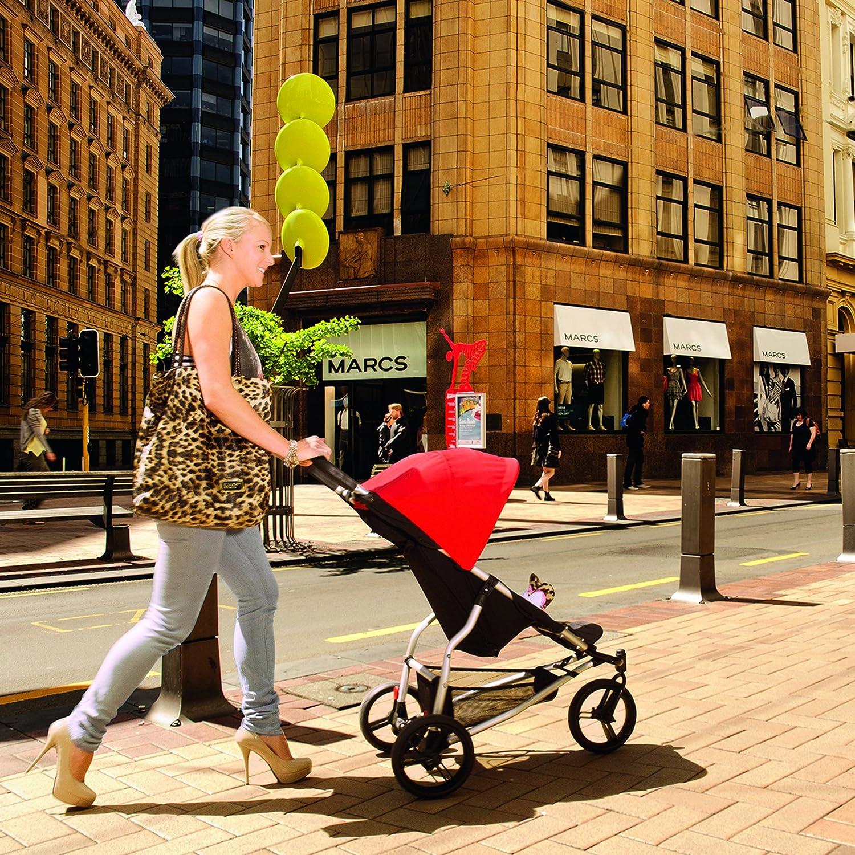 Amazon.com : Mountain Buggy 2013 Mini Stroller, Chili (Discontinued ...