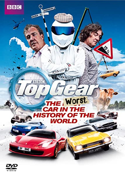 Top Gear: Worst Car in the History of the World Reino Unido DVD: Amazon.es: Cine y Series TV