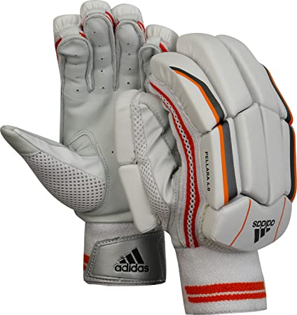 7ce38655f74 Buy Adidas Pellara 4.0 YRH Cricket Batting Gloves Online at Low ...