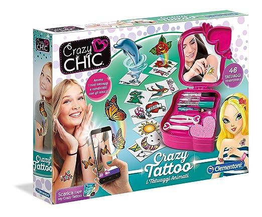 16 opinioni per Clementoni 15147- Crazy Chic- Magic Tattoo