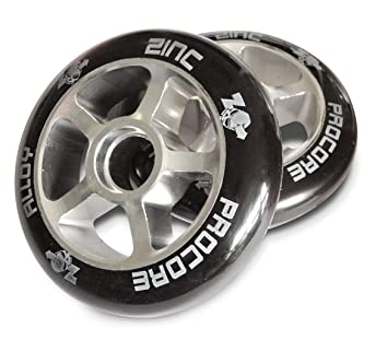 Zinc Pro Core Wheels - Rueda de repuesto para patinete ...