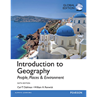 Introduction to Geography: People, Places & Environment, Global Edition (Law Express Questions & Answers) (English Edition)