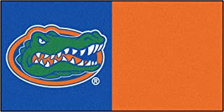 product image for FANMATS NCAA University of Florida Gators Nylon Face Team Carpet Tiles
