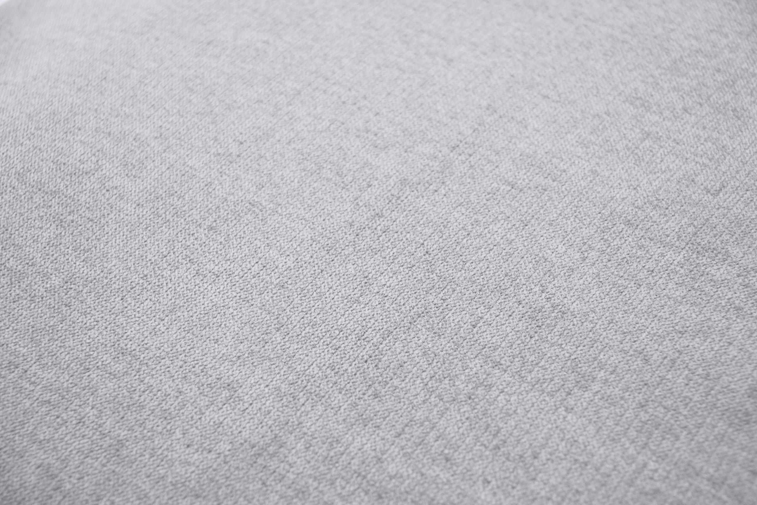 Serta Artesia Collection 61'' Loveseat in Smoke Gray by Serta (Image #6)