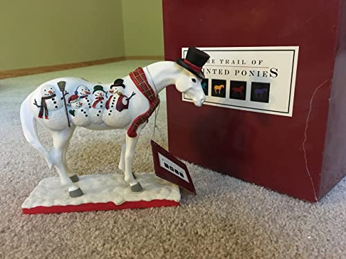 Trail of Painted Ponies – Frosty