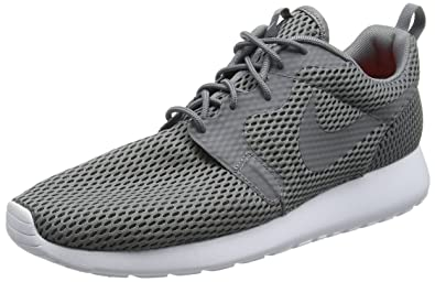 eada1659087a Nike 676556069497 Roshe One HYP Br-833125-002 (10) Cool Grey White  Buy  Online at Low Prices in India - Amazon.in