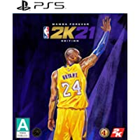 NBA 2K21 Mamba Forever Edition for PlayStation 5
