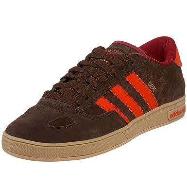 Adidas Originals Men\u0027s Ciero Lo Trainers, Espresso/Orange/Bordeaux, ...
