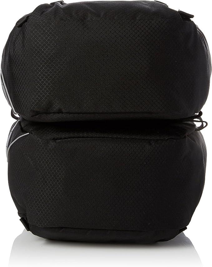 Massi Negra ALFORJA CM230 Doble, Deportes y Aire Libre, 380x260x140mm-30 litros: Amazon.es: Deportes y aire libre