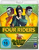Four Riders  (Shaw Brothers Collection) [Blu-ray]