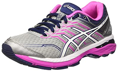 Amazon.com | ASICS GT 2000 5 Women's Running Shoe - SS17-5.5 - Grey ...