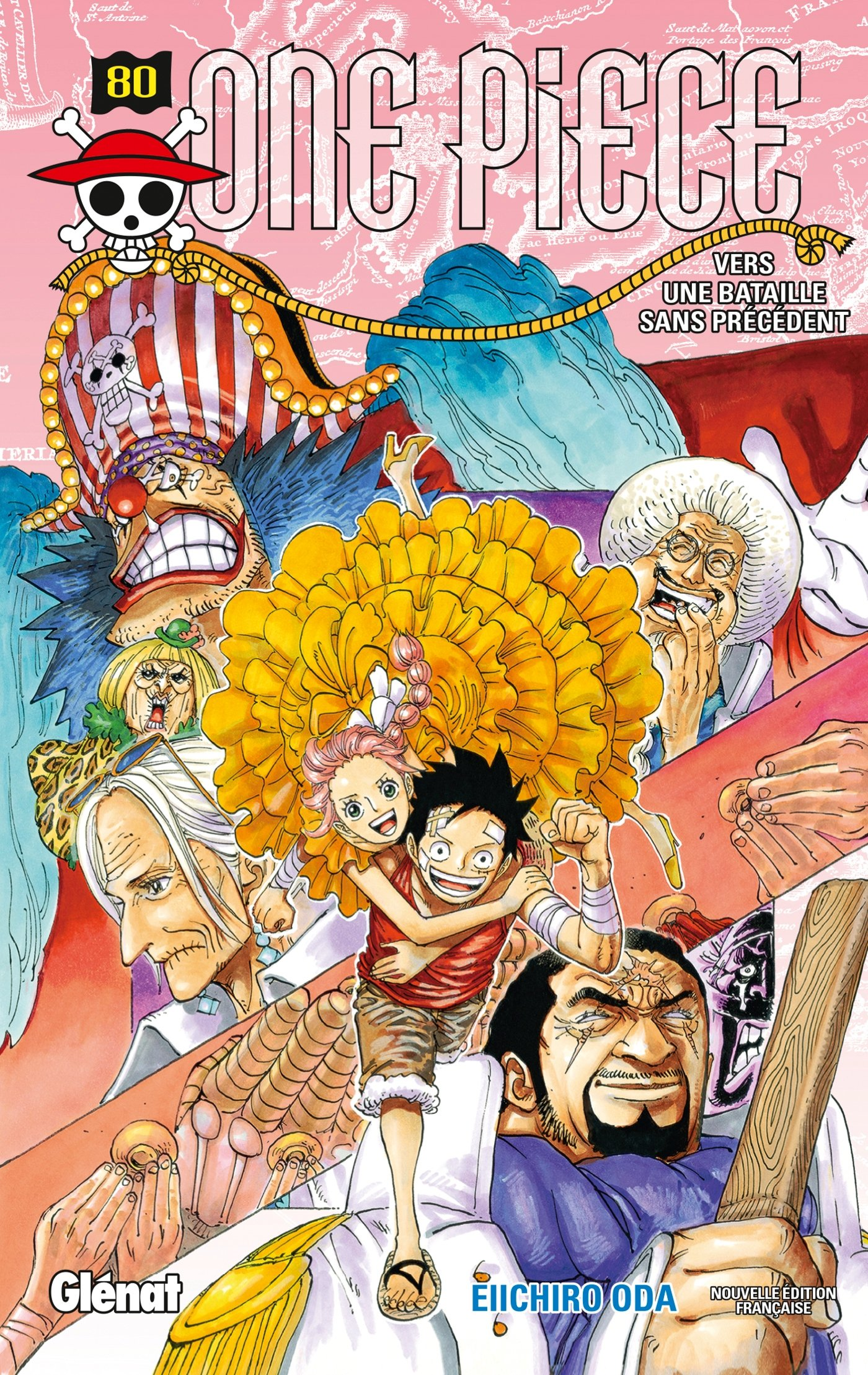 One piece - Edition originale Vol.80 (French Edition) by Glanet - ee