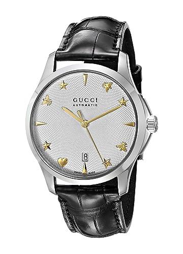 eac416a2f23 Gucci G -Timeless YA126468  Amazon.co.uk  Watches