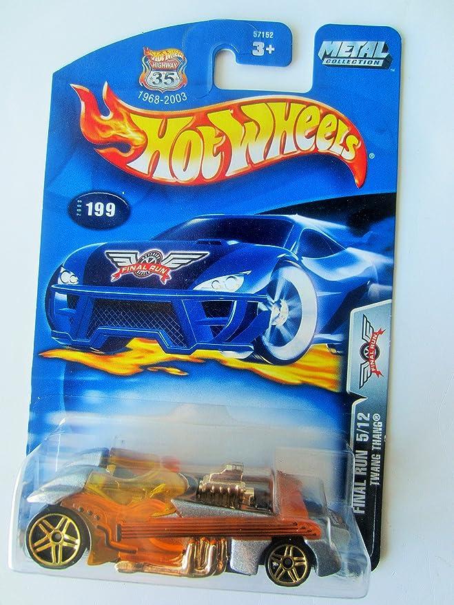 New On Card 2003 Hot Wheels Final Run Twang Thang #199