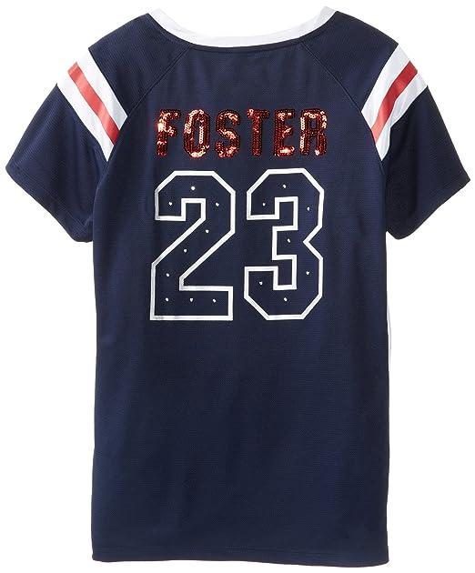 Amazon.com: De la Mujer NFL Draft Him III – Camiseta, negro ...