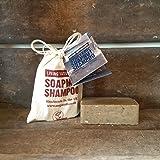 Living Naturally Bloc de shampooing naturel ayurvédique Sans SLS