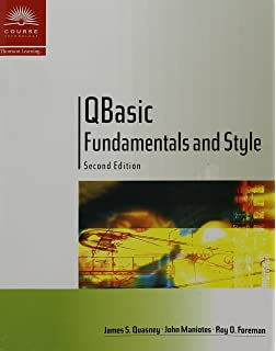 Qbasic programming for dummies douglas hergert 9781568840932 qbasic fundamentals and style with an introduction to microsoft visual basic second edition fandeluxe Image collections