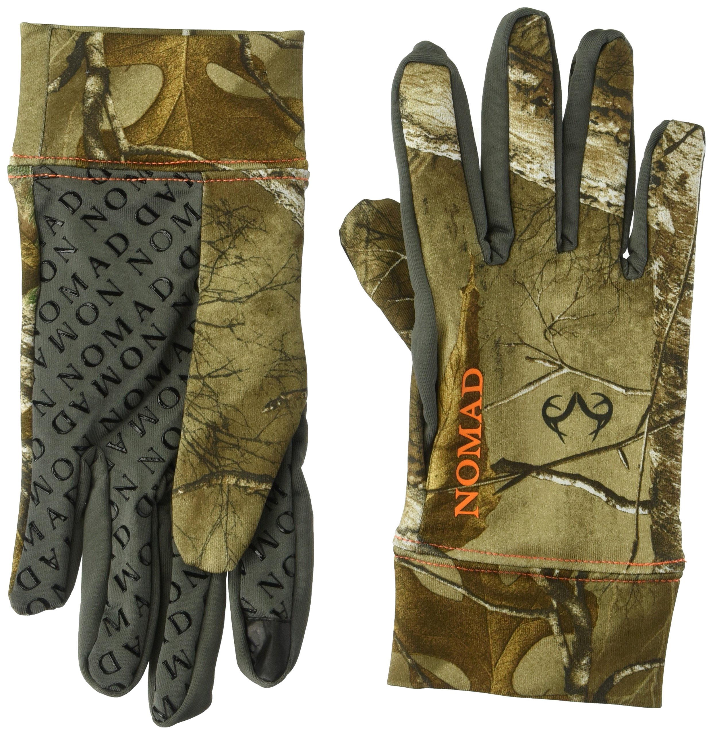 Nomad Heartwood Level 1 Liner Glove, Realtree Xtra, Large/X-Large by Nomad