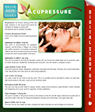 Acupressure (Speedy Study Guides) (Acupressure Points Guide)