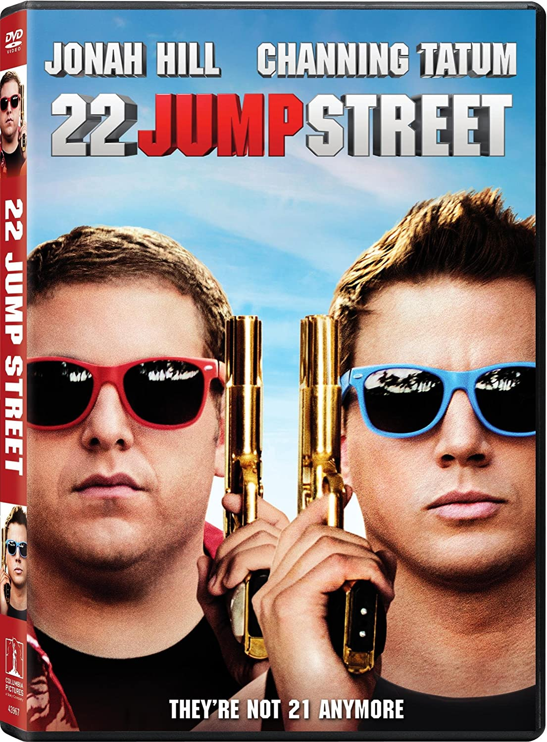 Amazon Com 22 Jump Street Jonah Hill Channing Tatum Peter
