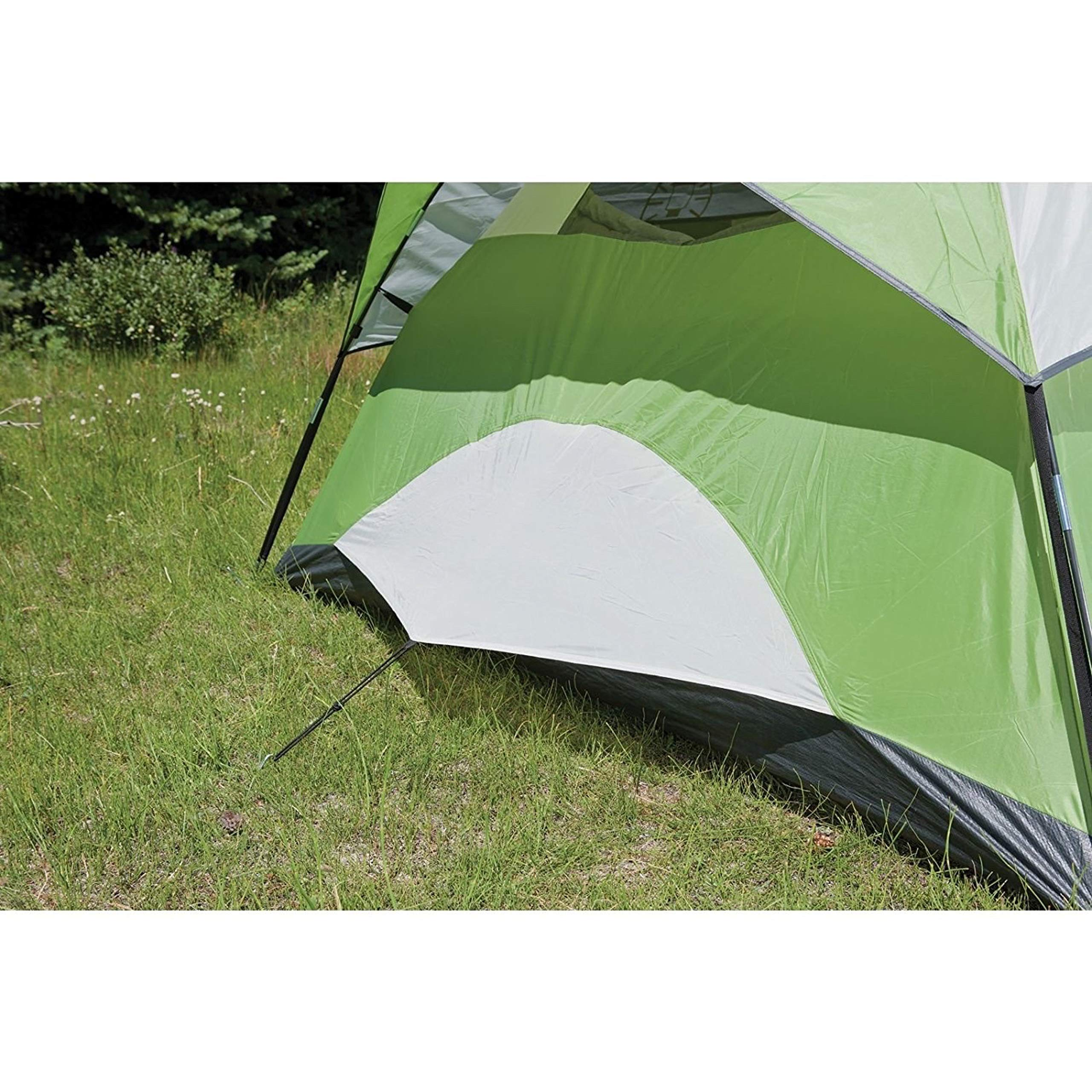 Coleman 2 Person Dome Tent For Camping Sundome Tent With