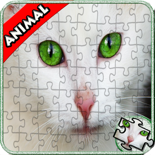 Jigsaw Puzzles: Animal Jigsaw Puzzles,Games For Kids, Jungle Games,Forest Wild Animal Puzzle,Toddler Puzzle Preschool Learning