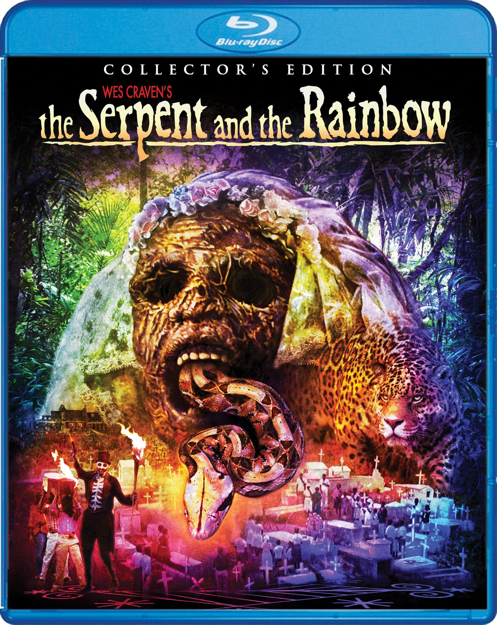 Blu-ray : The Serpent and the Rainbow (Collector's Edition, Widescreen)