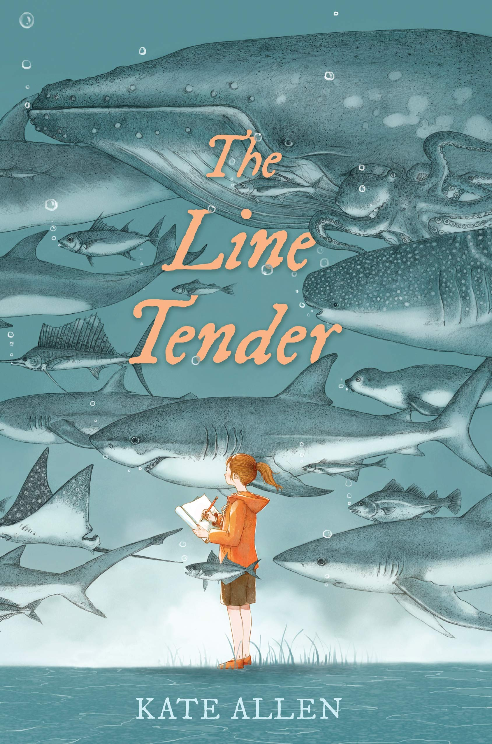 The Line Tender: Allen, Kate: 9780735231603: Amazon.com: Books