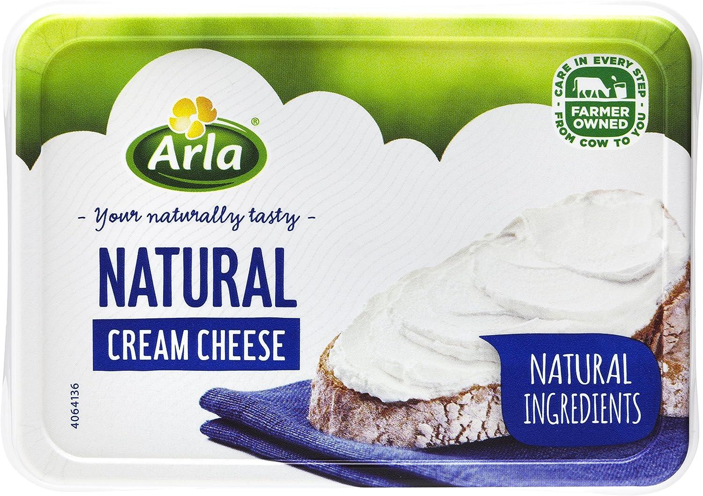 Arla Queso de Untar, 100% Natural, 250g (Refrigerado): Amazon ...