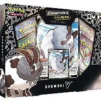 Pokémon POK80773 Pokemon TCG: Champion's Path Collection Dubwool V Box, Multi
