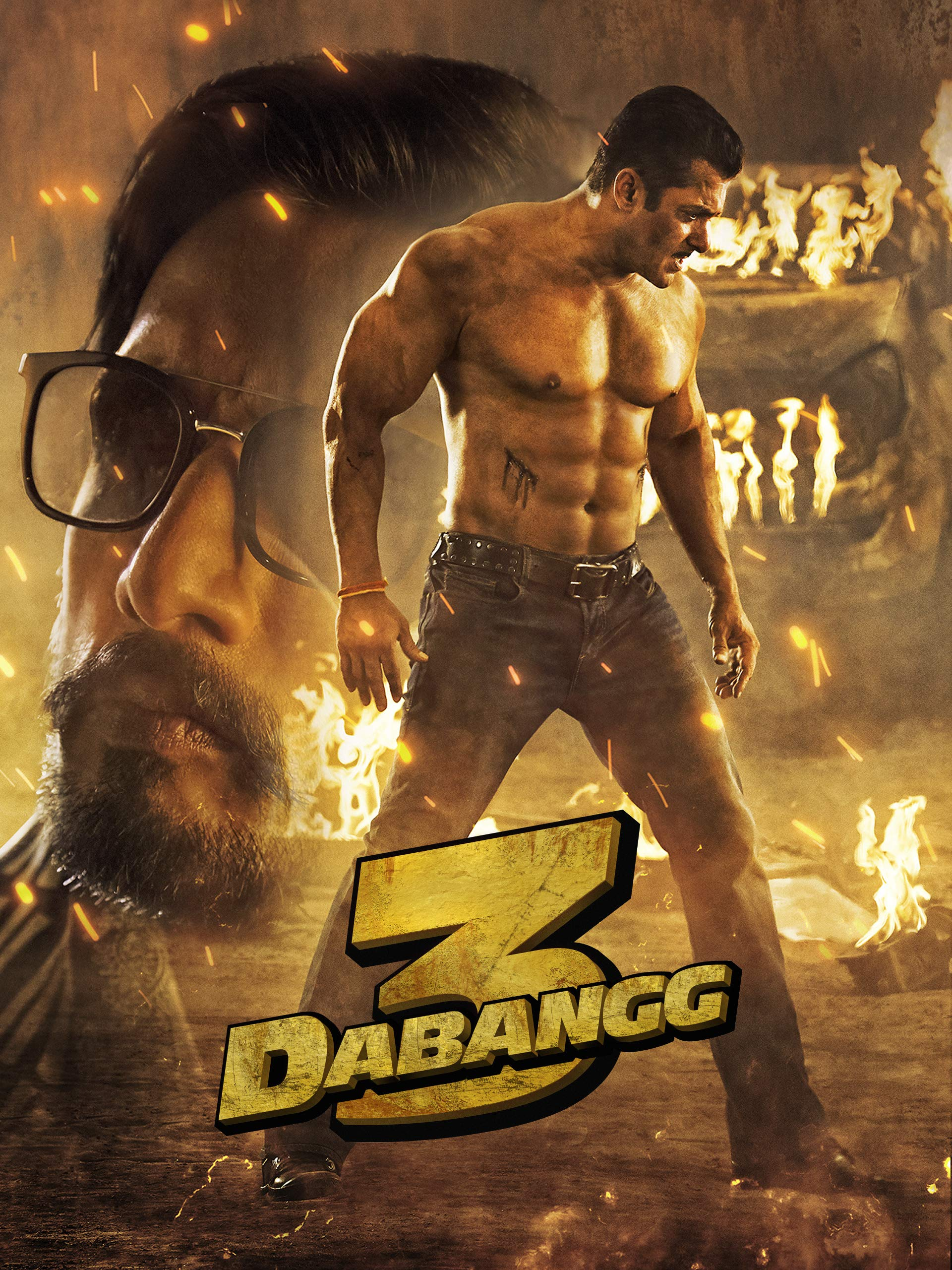 Dabangg 3 (Kannada)