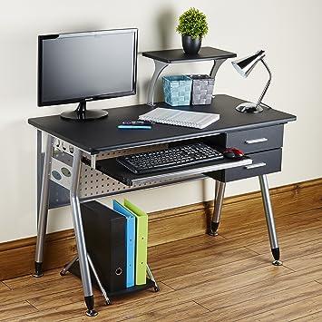Pc Tisch Computer Schreibtisch Arbeitsplatz Heimburomobel Mobel