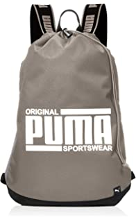 PUMA Sole Backpack Rucksack, Ponderosa Pine Blazing Yellow