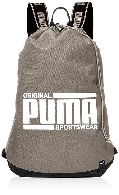 4a4bfdf72acc1 Puma Sole Smart Bag Sportbeutel 48 cm Charcoal Gray
