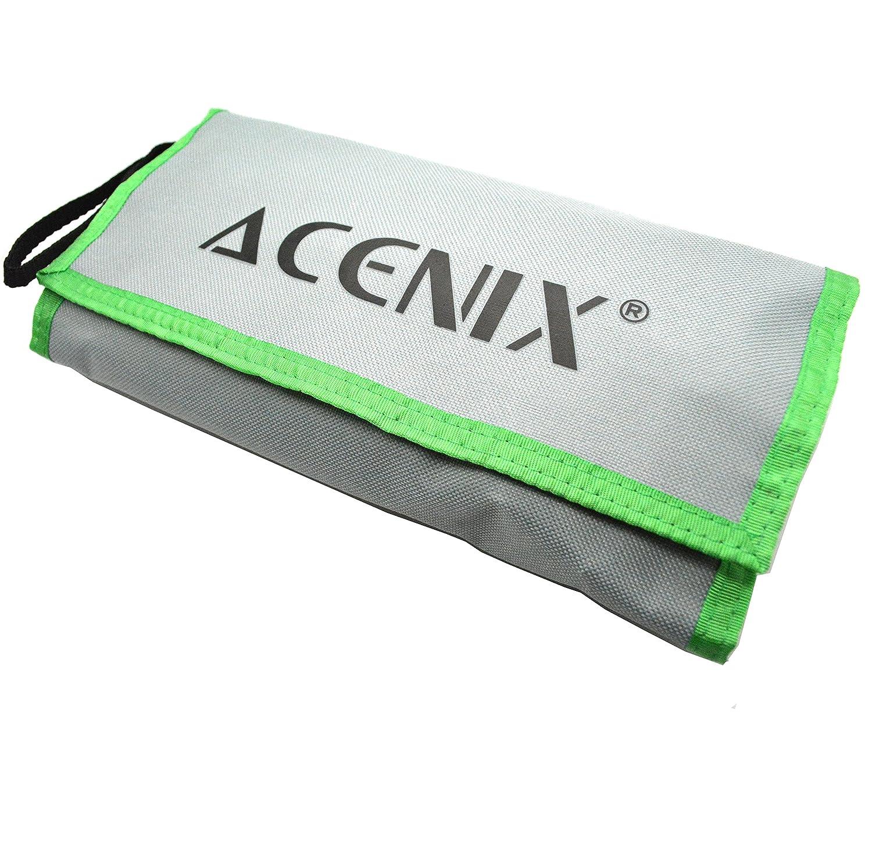 ACENIX® 70 piezas Pro Tec Professional Electronic técnico Juego de herramientas de reparación para reparar iPhone, Teléfonos Android, tabletas, ordenadores, ...