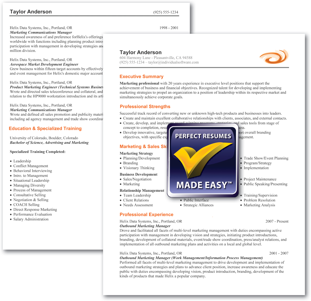 resume maker professional free download