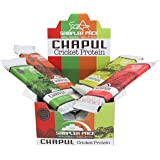 Chapul Cricket Flour Protein Bars – Sampler Dozen – 3 Of Every Delicious Flavor – High Protein Content – By Chapul (12 Pack)