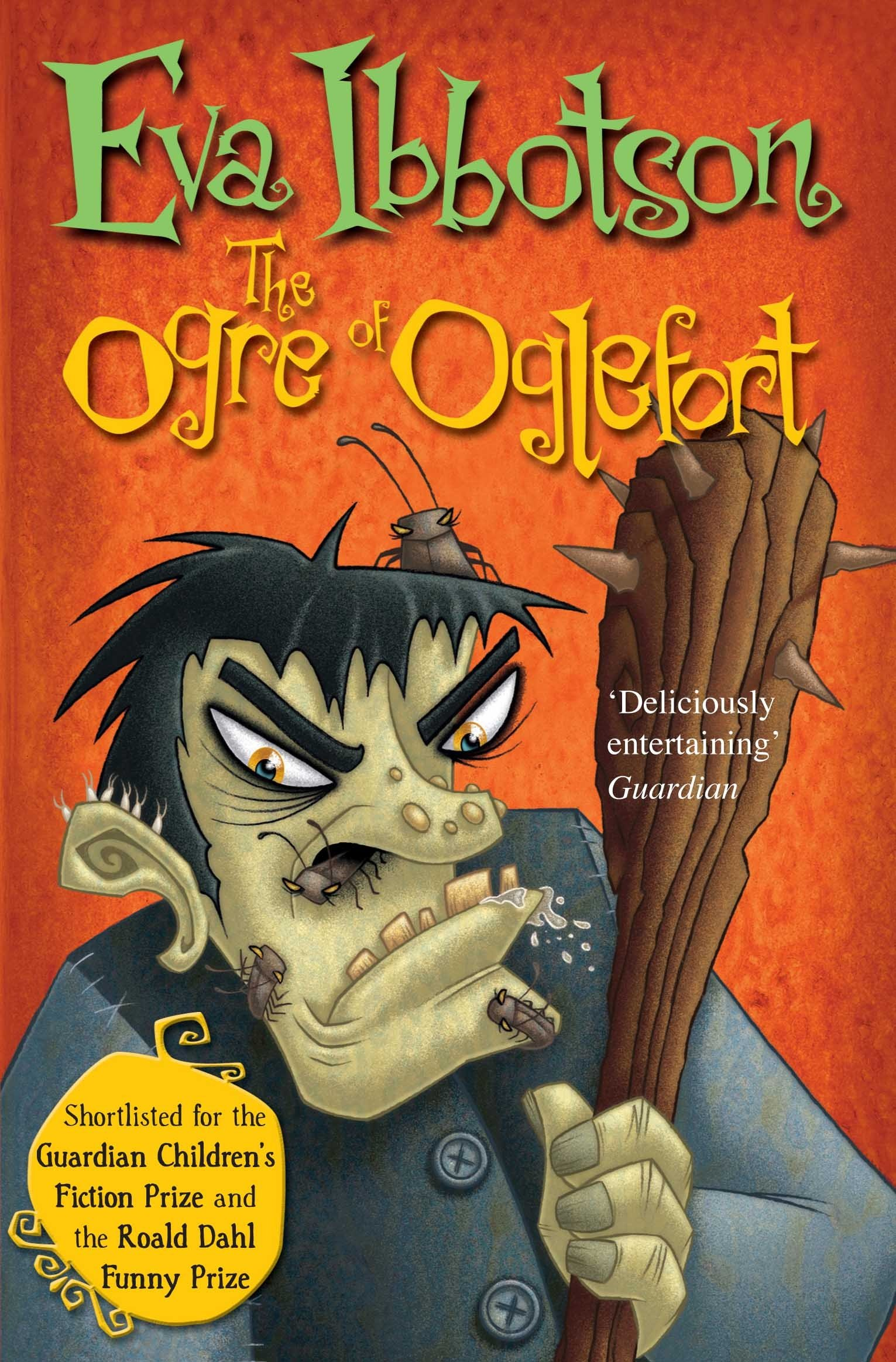 Read Online The Ogre of Oglefort PDF
