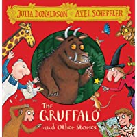 The Gruffalo and Friends 8 CD Box Set