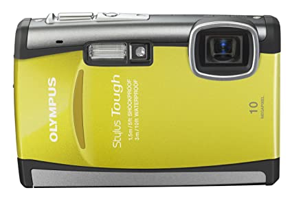 amazon com olympus stylus 6000 10mp digital camera with 3 6x wide rh amazon com Olympus Tough Camera Manual Olympus Underwater Camera