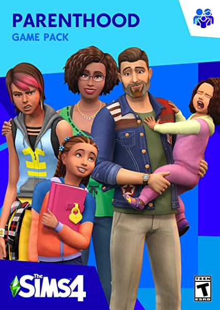 Amazon com: The Sims 4: Parenthood [Online Game Code]: Video