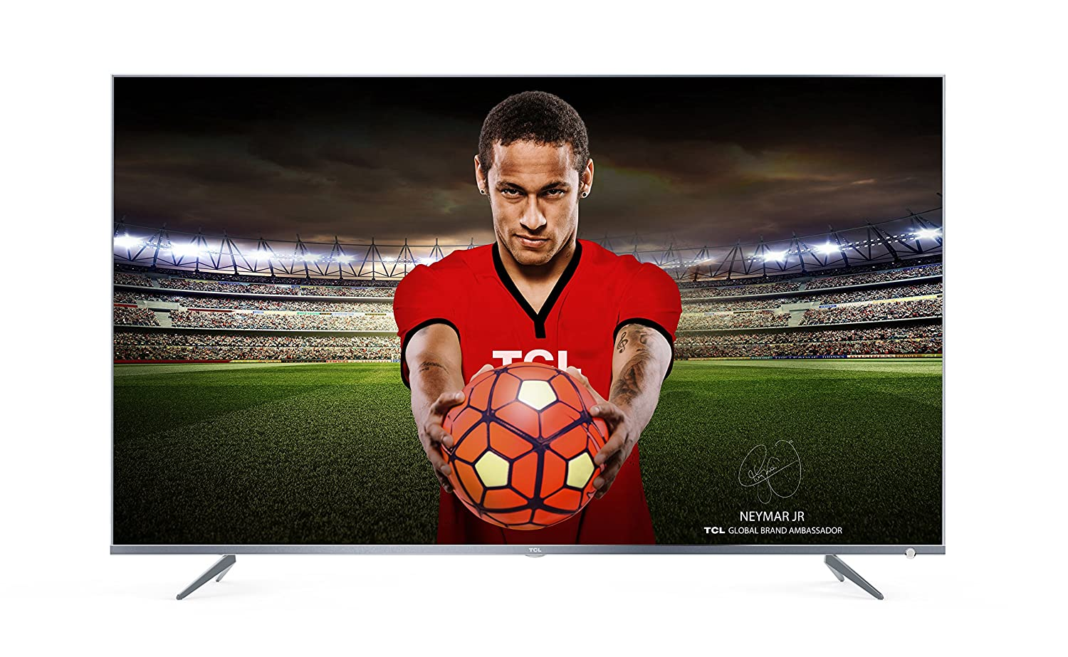 "TCL 43DP648 43"" Ultra HD "" freeview"