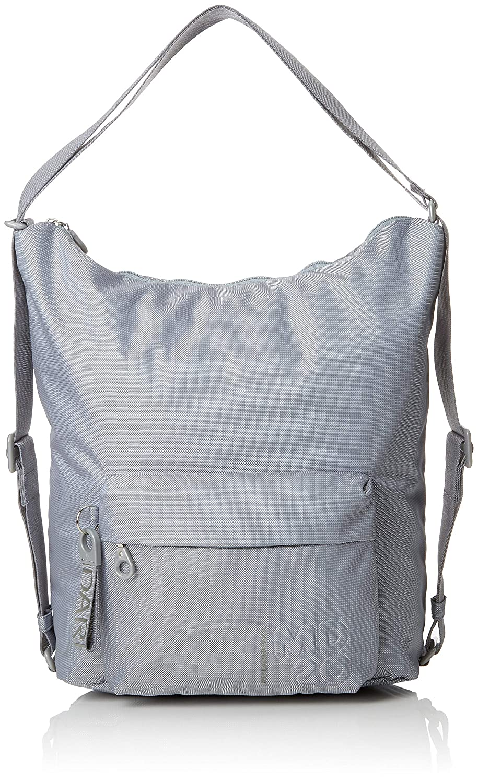 Mandarina Duck Md20 Tracolla, Women's CrossBody Bag, Grey (Ash)