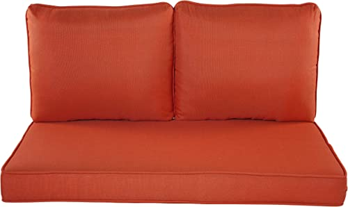 Quality Outdoor Living 29-CO46LV Loveseat Cushion