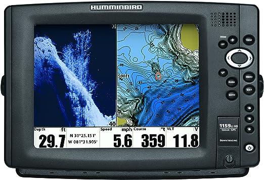 Humming Bird 385-409220-1MCHO - Plotter para Barcos, Color Negro ...