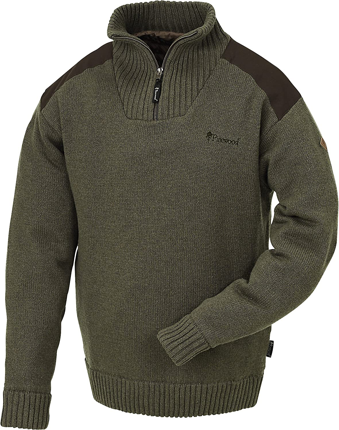 PINEWOOD Troyer New Stormy Winddicht Pullover