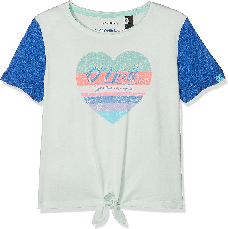 ONEILL Shine S/Slv T-Shirt Camiseta y Blusa, Niñas: Amazon.es: Ropa y accesorios