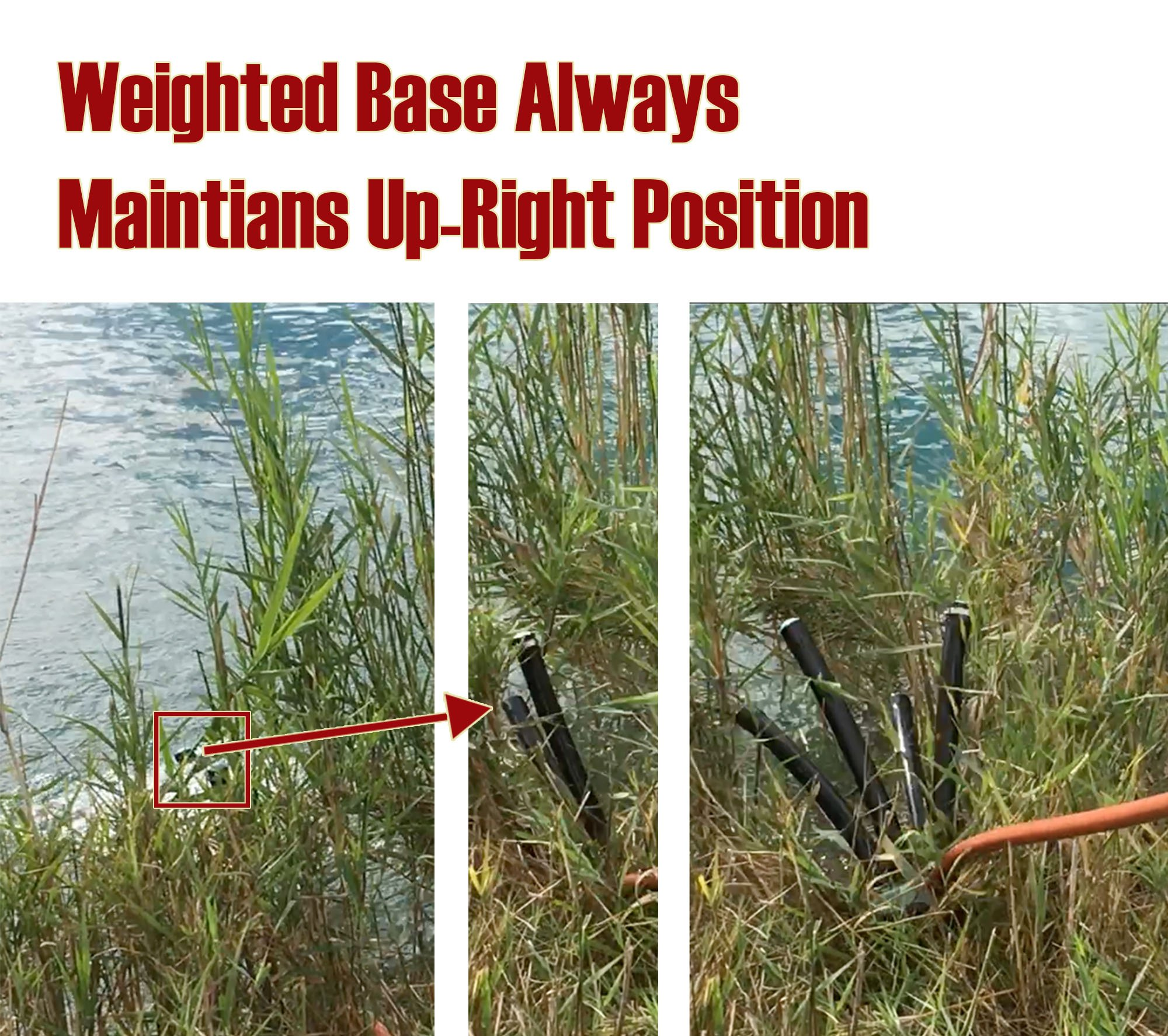 Rootscape Large Pond Aerator Bubbler - Sinking Air Diffuser Filtration Algae Control by Rootscape (Image #9)